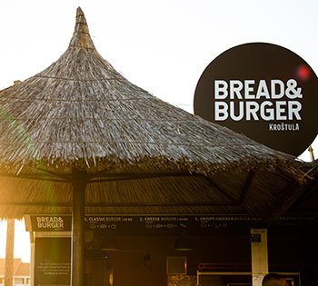 Bread & burger by Kroštula, Pakoštane riva, 23211 Pakoštane
